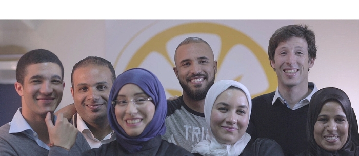 Club Courage: Salim El Jaï fromYuzu