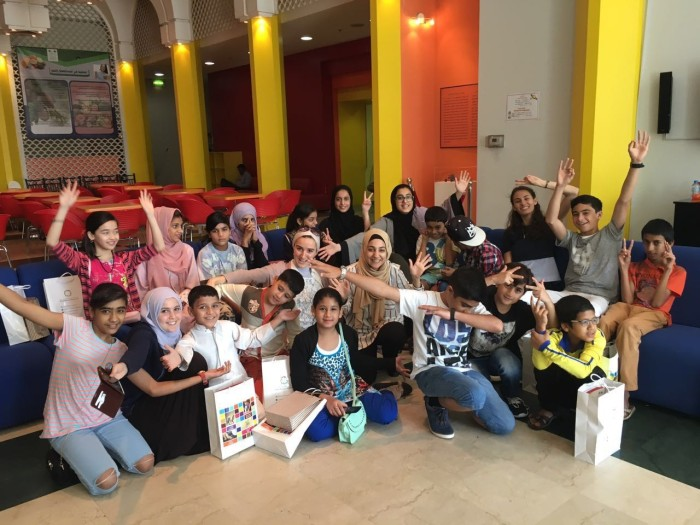 Club Courage: Noha Mahdi from The MawadaProject