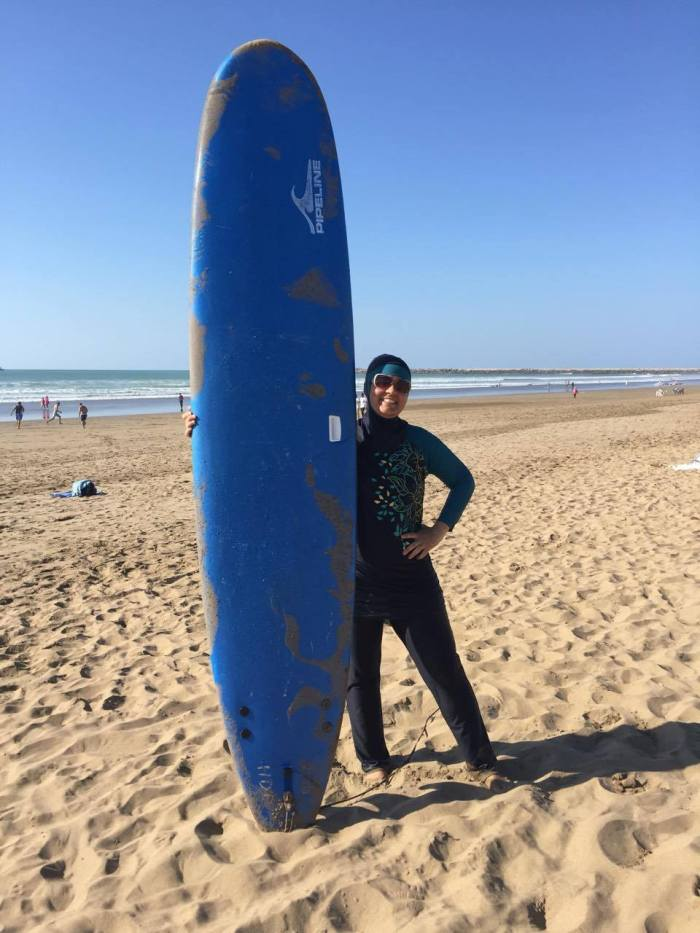 Photo Series Day 1: Surfing #InMyBurkini
